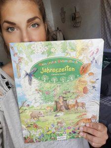 Buchrezension: Mein erstes Wimmelbuch – Jahreszeiten