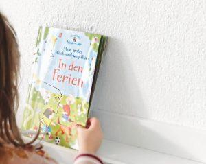 Buchrezension: Mein Wisch-und-weg-Buch: In den Ferien