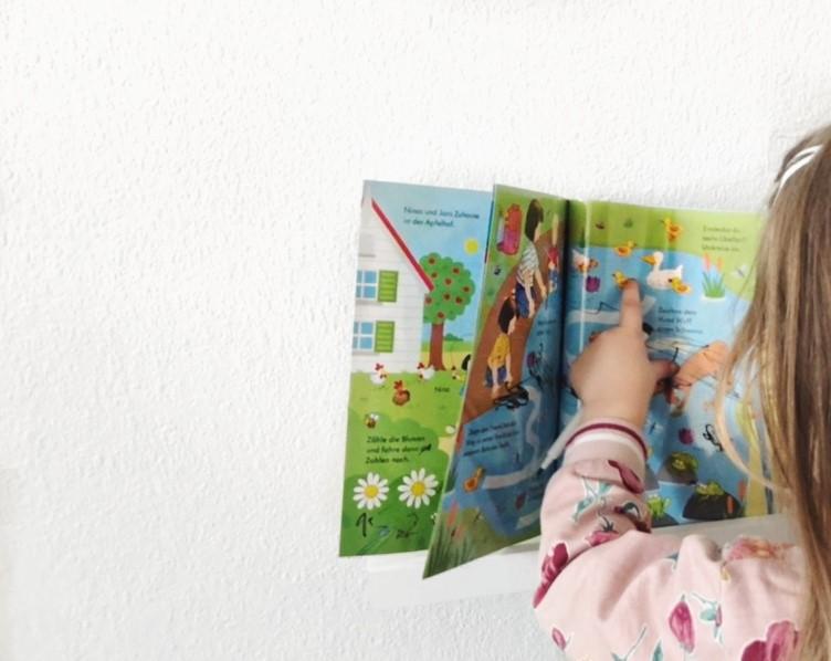 sind so kleine Hände Blog Rezension Usborne Verlag In den Ferien