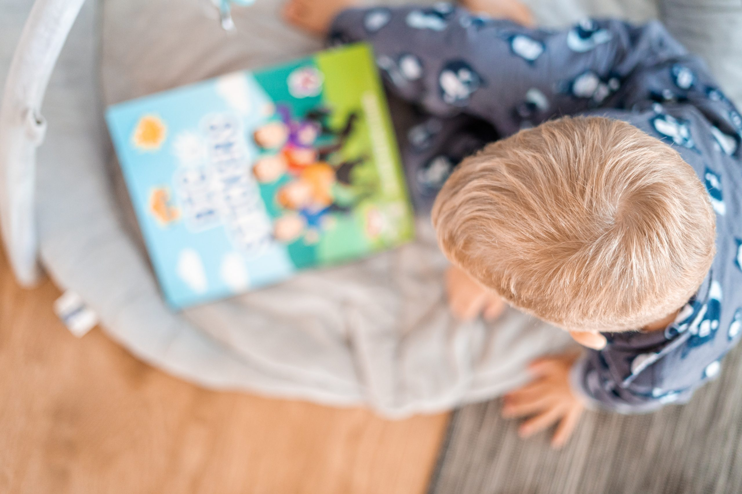 Kindergarten zu! Mit diesen Büchern kommt zu Hause keine Langeweile auf